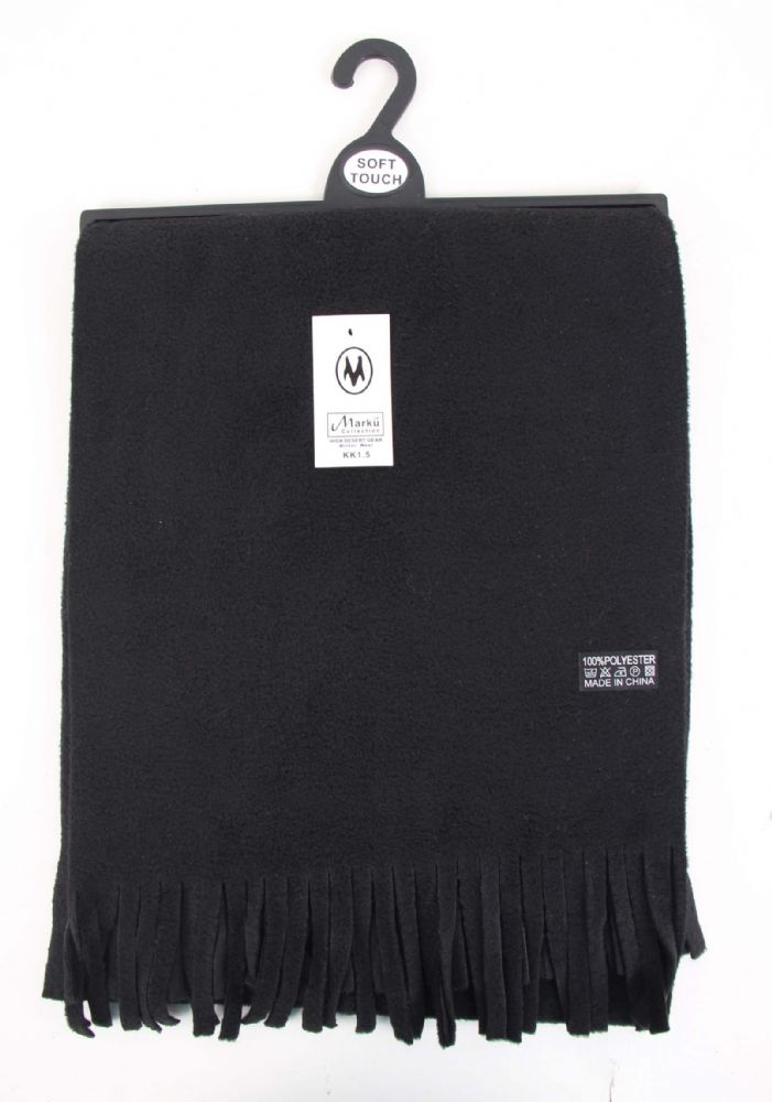 Fleece scarf winte scarf (HT19-SCR231697 )